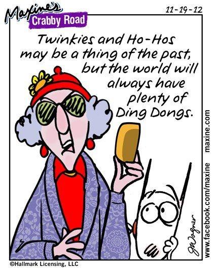 maxine crabby road cartoons jokes humor funny mad