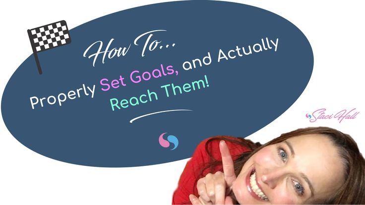 Do you find it challenging to actually reach the goals you are setting for yourself, to achieve some online success in your business? Are you always falling short and wondering why on earth the real results are so darned elusive?I've been there. In fact, I went through a really long period when I struggled with [ ] The post ONLINE SUCCESS: How to Properly Set Goals So You Actually Reach Them appeared first on Staci Hall s blog.