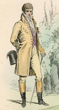 """Regency Fashion: Men's Breeches, Pantaloons, and Trousers""; article from Jane Austen's World, Vic Sanborn"