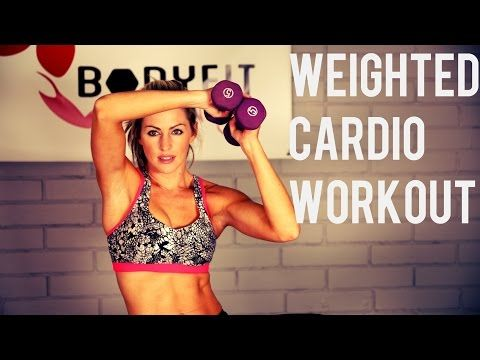 BodyFit by Amy is a channel for you to find workouts that fit your lifestyle and meet your fitness goals. Workouts range from only 10 minutes to 45 minutes l...
