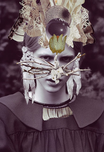 ashkan honarvar's collages