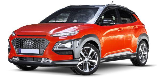 Listino Hyundai Kona Prezzo Scheda Tecnica Consumi Foto