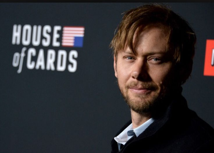 Jimmi Simpson In House Of Cards