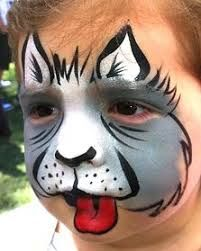 Resultado de imagem para pinturas faciais gato