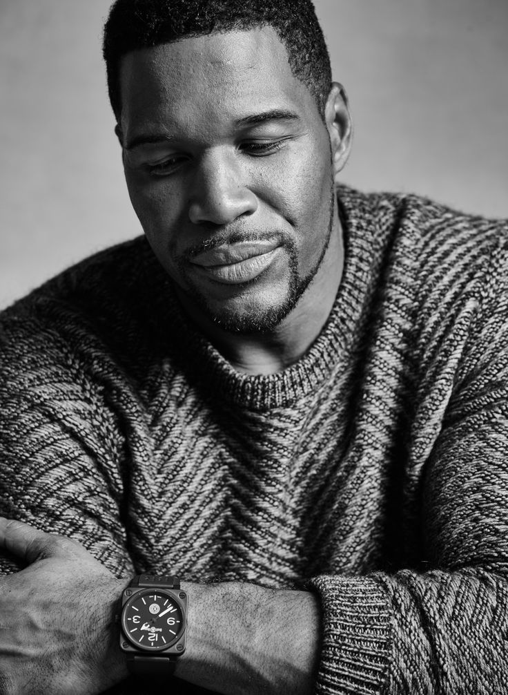 """Live with Kelly and Michael"" star Michael Strahan on his move to ""Good Morning America."""