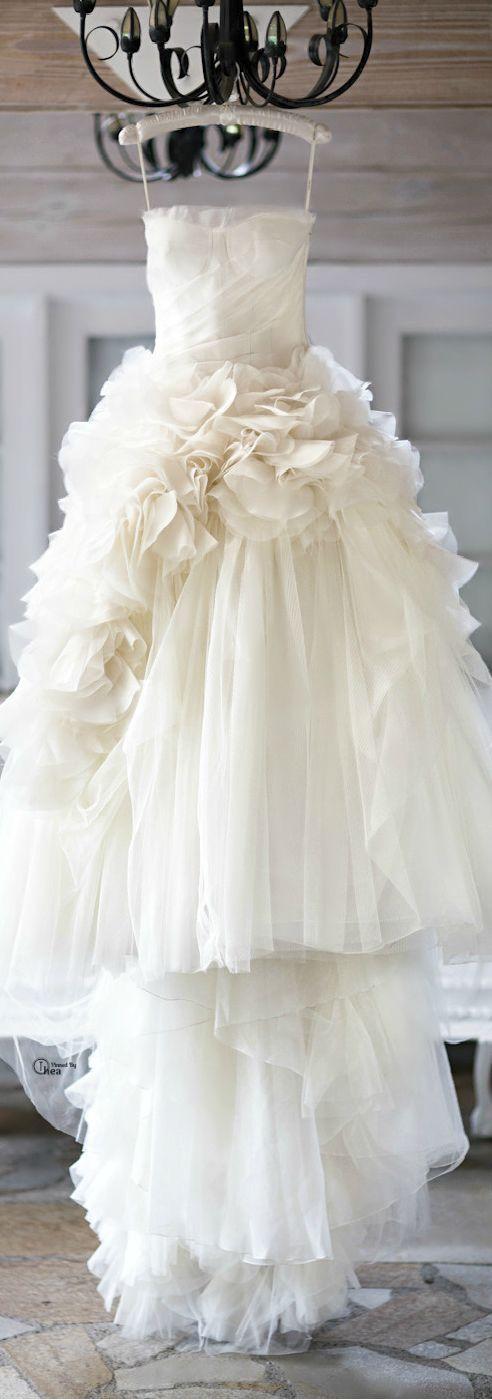 400 besten Wedding dress Bilder auf Pinterest   Hochzeitskleider ...