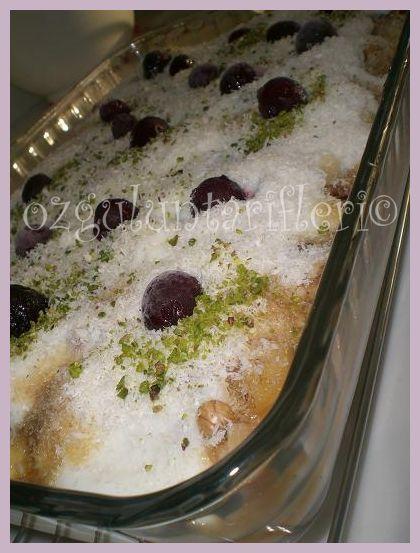 Muhallebili Elma tatlisi recipe - Foodista.com