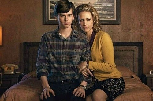 Norman and Norma - Bates Motel