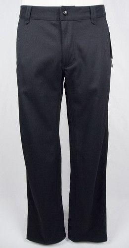 Lululemon Mens New Endeavor Pants 34 Black Work Wear