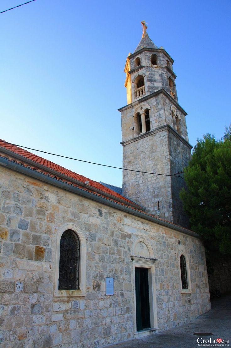 Kościół Matki Boskiej Śnieżnej w Cavtacie || http://crolove.pl/cavtat-spokojne-i-urokliwe-miasteczko-w-poludniowej-dalmacji/ || #Cavtat #Dubrownik #Chorwacja #Croatia