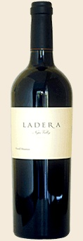 LADERA 2007 Howell Mountain Cabernet Sauvignon - Ladera, meaning hillside or slope, (lean, tilt, incline)  is a gravity flow vineyard.