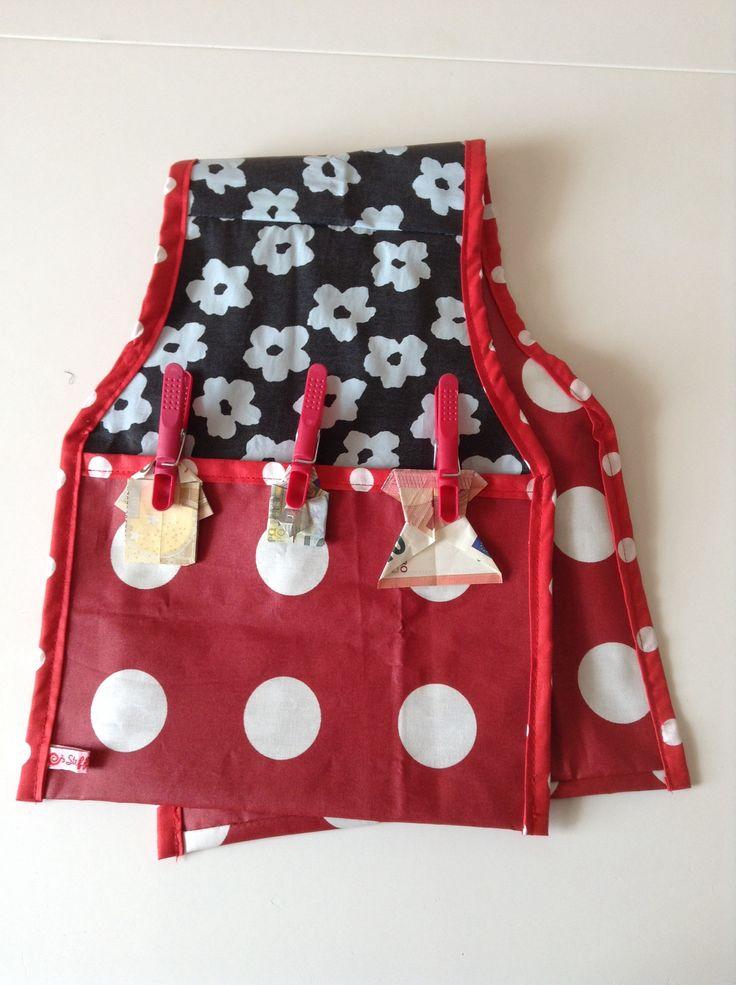 Wäscheklammertasche/- beutel zur Hochzeit