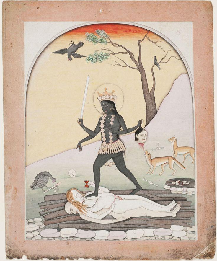Philadelphia Museum of Art - Collections Object : The Goddess Kali
