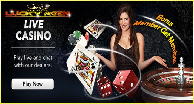 Artikel Live Casino Terupdate 2017 - Casino Online Terpercaya