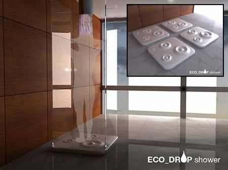 Eco Drop Shower. Awesome ...