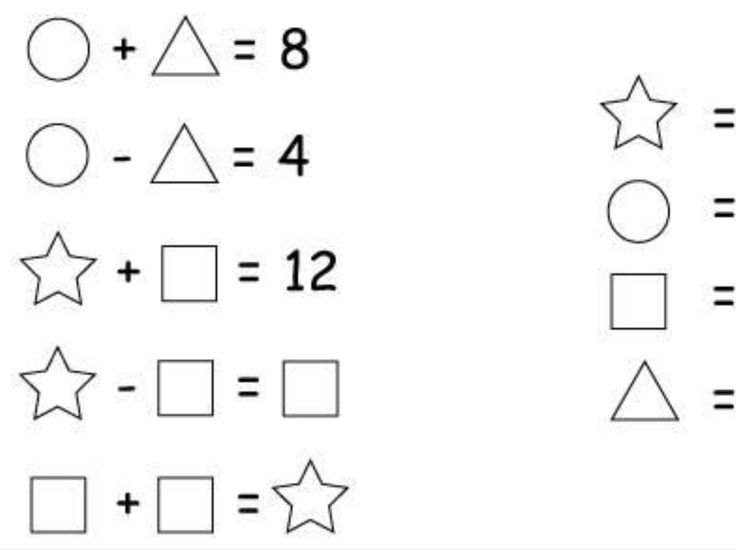 182 best Math Puzzles images on Pinterest | Math activities, Math ...
