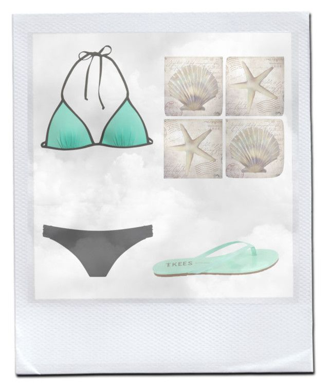 """Beach"" by sarahthornhill on Polyvore"