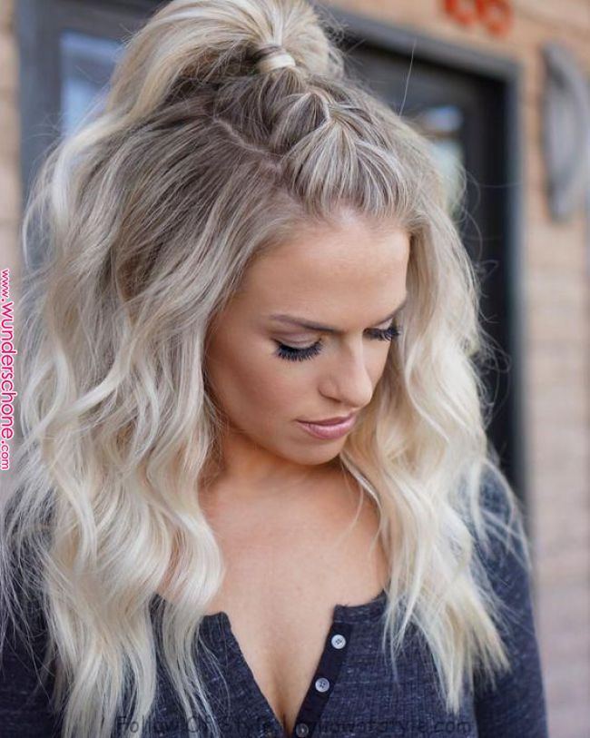 Pin by Follow Of Style on Hair Style in 2019   Hair, Curly hair styles, Hair sty…