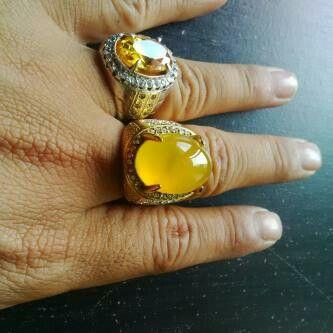 Yellow and sangkis yellow