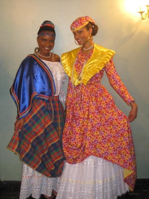 more of the national wear of Dominica | About my country ...