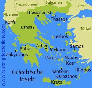 Gu griechische Inseln-Reise. Befindet sich die finden Sie in unserem gu der griechischen Inseln: Orte zu besuchen, Gastronom, Parteien...