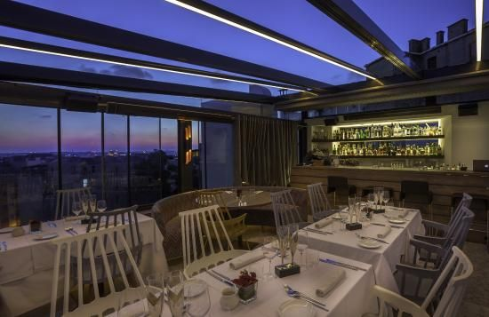 Restaurant Robin's, Beyoglu, Istanbul