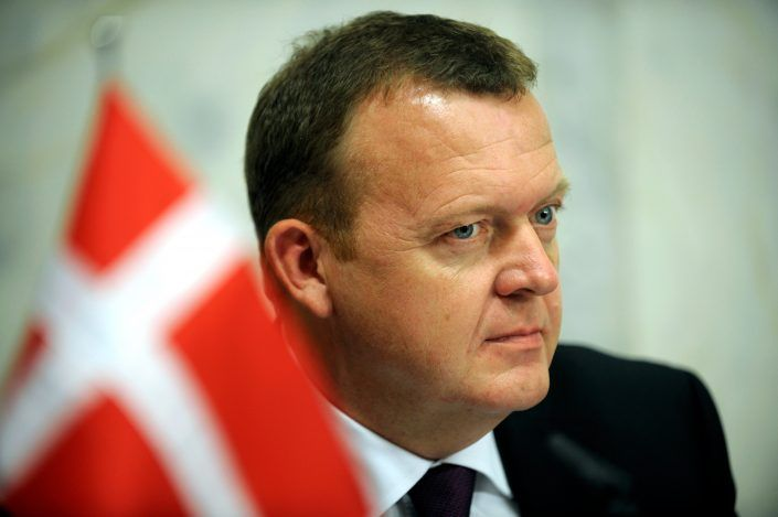 Denmark expands minority government to three-party coalition