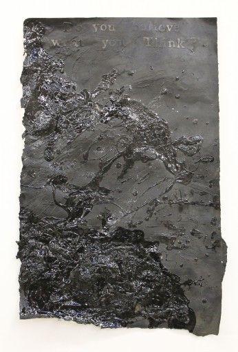 Rodney McMillian, Untitled, 2013 on Paddle8