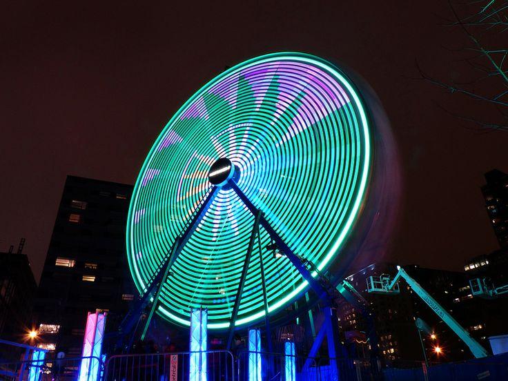Panasonic FZ200, Grande Roue, Ferris Wheel, Place des Festivals, Montréal en lumière, Montréal, 28 février 2013 (114)