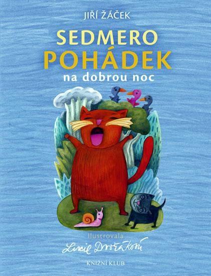 Lucie Dvořáková ilustrace -