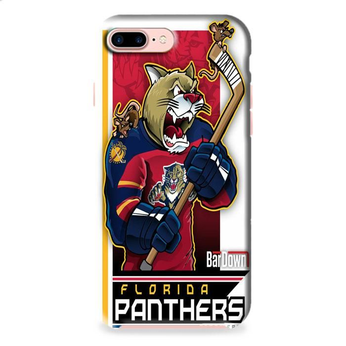 Florida Panthers Hockey iPhone 7 3D Case Dewantary