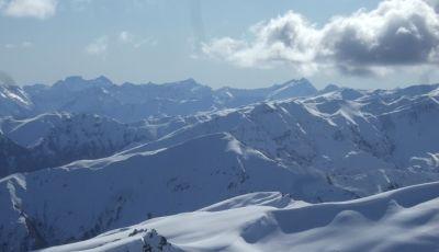 The Coronet Peak skifield
