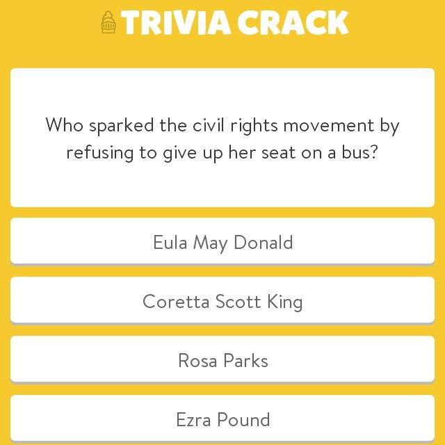 Trivia crack question lol u go girl | clothes | Trivia crack, Art