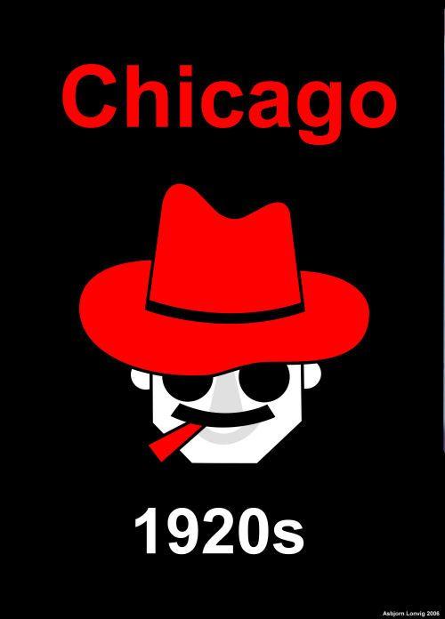 Chicago's Gangster Past, Asbjorn Lonvig