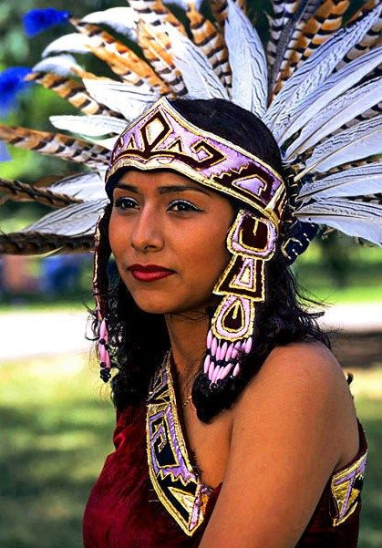 aztec clothing - Google Search | Indigenous Adornment ... Indigenous Aztec Women