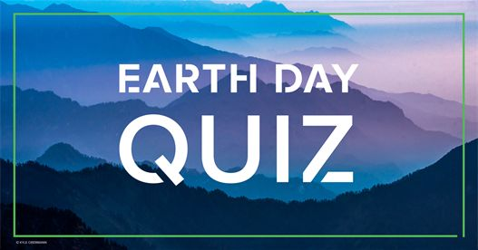 How vital is nature & science to your daily life? Find out with Conservation International's Earth Day quiz. #ScienceMatters ⚛ #EarthDay2017 🌎