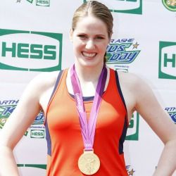 Olympic gold medalist Missy Franklin to swim for Cal