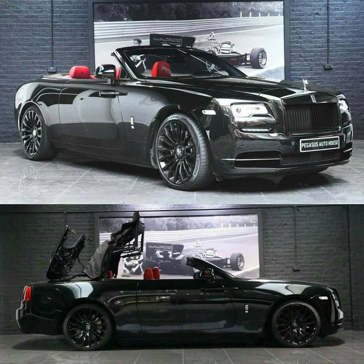 """3,942 mentions J'aime, 10 commentaires - Rolls-Royce Motor Cars ® (@rollsroyce_fan) sur Instagram : """"Black Magic #rollsroyce_fan #rollsroyce #dawn #rollsroycedawn #phantom #cadillacs_fan #brabus…"""""""