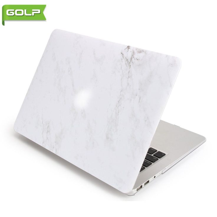 """GOLP Cover Case for Macbook Air 13 Inch Perfect Fit Luxury Marble Pattern Printing Hard PC Cover Back Case for Macbook Air 13"""" //Price: $0.00//     #shopping"""