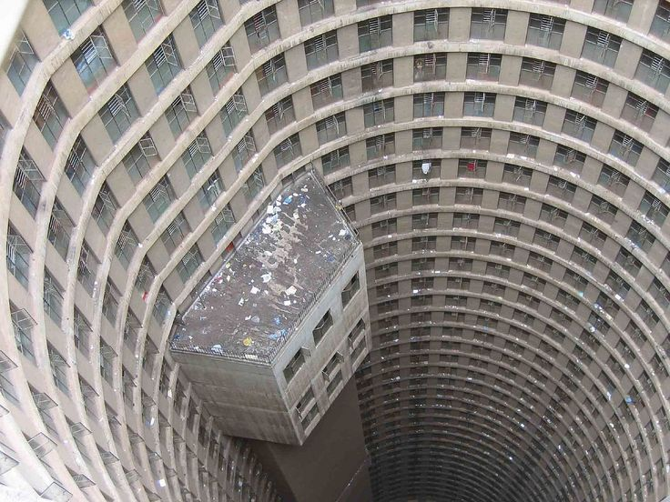 Dark Tower: Decay Inside Africa's Tallest Apartment Complex | Urbanist