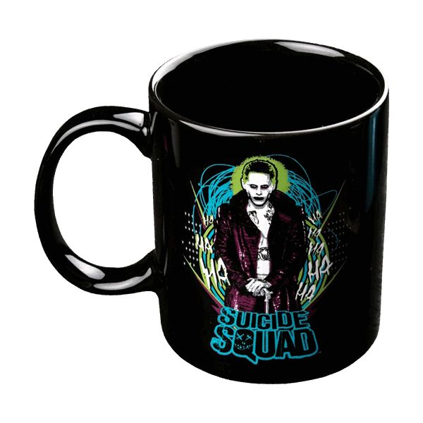 DC Comics - Suicide Squad - Joker Mug - ZiNG Pop Culture