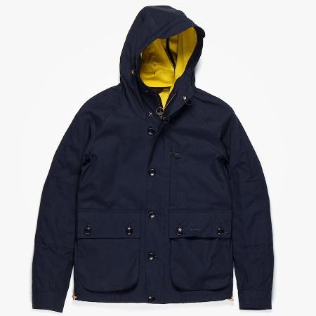 Куртка Barbour Heritage Hardmarsh Navy