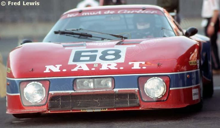 Daytona 24 hours 1979 #68 - Ferrari 512 BB #26683 - N.A.R.T.