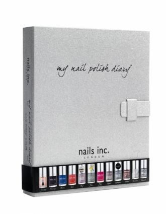 Nail polish diary worth 138 | nails inc