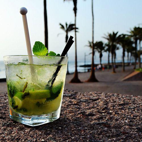 Instagram, Mojito, Playa de las Americas, Tenerife ~