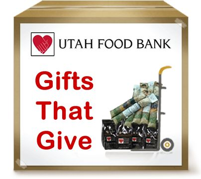 Utah Food Bank Volunteer