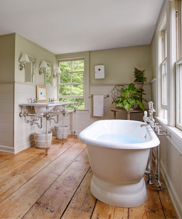Go Inside the Renovation of a Historic 1827 Home in New York s Hudson  Photos   Architectural. 17 Best images about Bathrooms on Pinterest   Clawfoot tubs