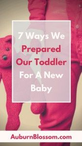 How we prepared our toddler for a new baby || How we prepared our first born to become a big brother || Preparing a toddler for a new sibling