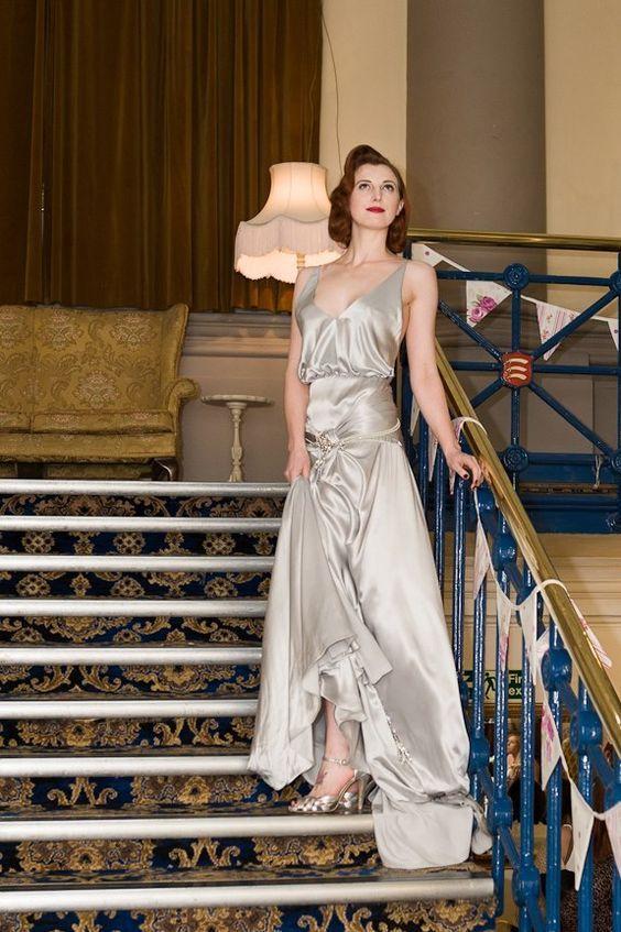 Stunning wedding dress Hair & makeup WHAM Artists : Wedding Hair and Makeup artists http://weddinghairandmakeupartists.com/gallery