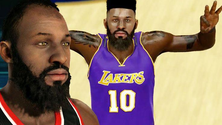 NBA 2k15 MyCAREER Gameplay S2 - FACECAM Bridges with LeBron's Hair Cut -...